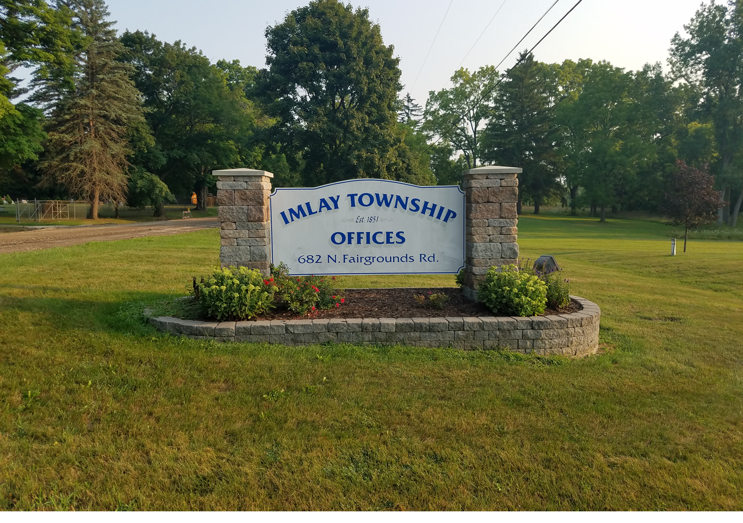 imlay-twp-mi-offices-sign